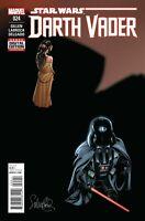 Star Wars Darth Vader #24  Marvel Comic Book NM 2016