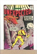 1960 DC Comics TALES OF THE UNEXPECTED #52 combined shipping Space Ranger