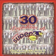Super T, Grupo-30 Pegaditas De Super T Lo Nuevo Y Lo Me CD NEW