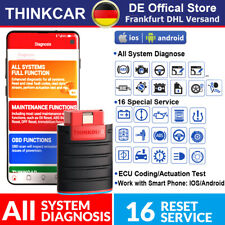 2020 Launch ThinkDiag KFZ OBD2 Diagnosegerät Auto Scanner Alle System Key Coding