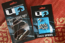 Track Field Sprint Cross Country Spare Running Shoe Athletics Spikes & SPIKE KEY