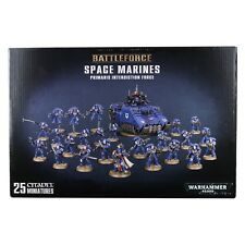 Space Marines Ultramarines Primaris Interdiction Force Warhammer 40.000 11839
