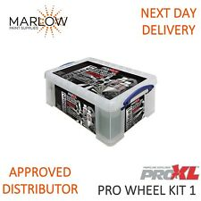 PROXL PROWHEEL KIT 1 - ALLOY WHEEL SMART REPAIR KIT - PAINT, PRIMER, CAR