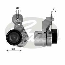 GATES T39025 Tensioner Pulley, v-ribbed belt
