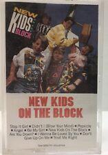 New Kids On The Block 1986 Cassette Tape CT 40475