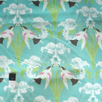 Tanya Whelan PWTW099 Chloe Birds Sky Cotton Fabric By The Yard