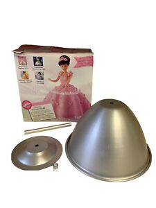 VTG Wilton Classic Wonder Mold Doll Cake Pan Kit No Doll Head Or Instructions