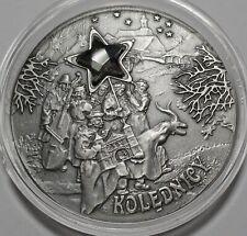 20 ZL ZLOTYCH POLAND POLEN 2001 Silver 925 KOLEDNICY
