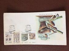 b1u ephemera stamped franked envelope 1983 venda sibasa history of writing