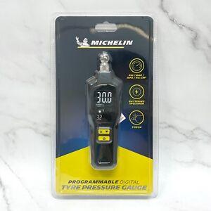Michelin Programmable Digital Tyre Pressure Gauge - 12294