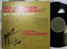 Soundtrack Lp Various Artists My Fair Lady On Cbs