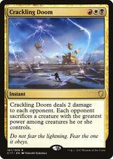 MTG Magic - (R) Commander 2017 - Crackling Doom - NM/M