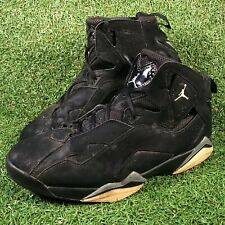 Nike Air Jordan True Flight 342964-010 Black & Grey Trainers Mens Size 10 EU 45
