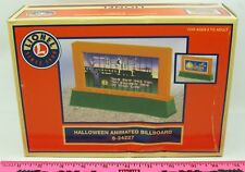 Lionel new 6-24227 Halloween Animated Billboard