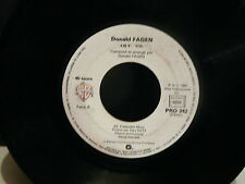 DONALD FAGEN I.G.Y. / Ruby baby PRO242 PROMO