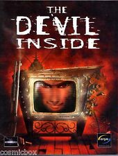 Jeu video PC cd rom THE DEVIL INSIDE édition collector Windows NEUF sous blister