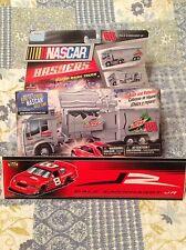 NASCAR DALE EARNHARDT JR NEW BASHERS SUPER BASH TRUCK & BUMPER STICKER
