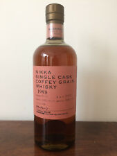 NIKKA SINGLE CASK COFFEY GRAIN WHISKY MILLESIME 1995 JAPANESE WHISKY 60% 70 CL