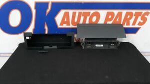 14 DODGE RAM 1500 OEM UPPER GLOVE BOX ASSEMBLY GRAY