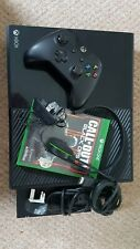 Xbox one 500gb with controller, headset and call of duty black ops