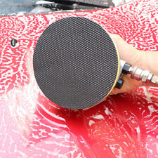 Magic Clay Polish Sponge Wax Round Cleaning Pad Car Wash Bar Mud Removed Cleaner