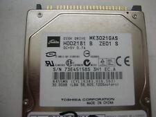 Toshiba 30gb MK3021GAS G5B000211 IDE