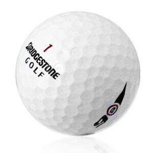 120 Bridgestone e6 Mint Used Golf Balls AAAAA *Free Shipping!*