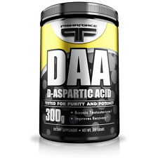 Primaforce DAA D-Aspartic Acid Natural Testosterone Booster Unflavored 300g