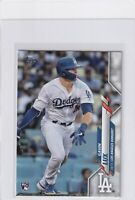 2020 TOPPS SERIES ONE RC GAVIN LUX LOS ANGELES DODGERS ROOKIE - B7693
