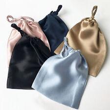 Mulberry Silk Silk Drawstring Bag  Cosmetic Bag Blindfold Storage Bag