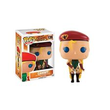 Funko POP ! CAMMY Street Fighter - 9cm N°139