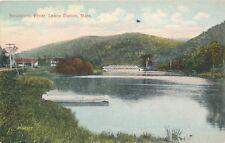 LENOX MA – Housatonic River Lenox Station