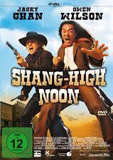 SHANG-HIGH NOON   DVD NEU  JACKY CHAN/OWEN WILSON/LUCY LIU/+