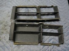 BMW E39 5 series front bumper lower grills ///M OEM