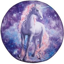 Mainstays Unicorn Round Beach Towel for George Home 58 Inches