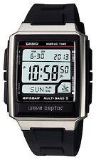 CASIO watches WAVE CEPTOR radio clock MULTIBAND 5 WV-59J-1AJF