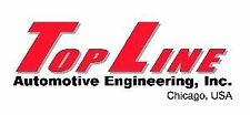 Topline Automotive Engineering OPMI4 Engine Oil Pump