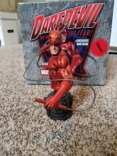 Bowen Designs Daredevil Bust Red Classic Costume Marvel Comics Statue