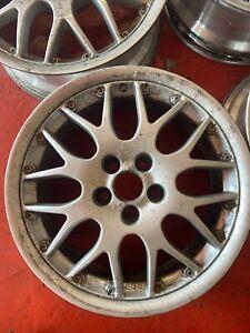 vw golf bbs alloy wheels