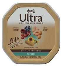 Nutro ULTRA Senior Pate Dog Food 3.5 oz. (pk of 24)