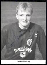 Stefan Beneking TSV Havelse 1990-91 TOP AK +61546 + A 77511