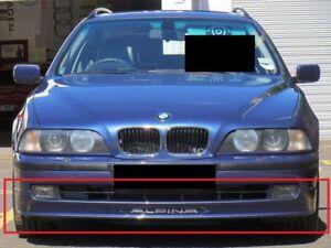 BMW 5 SERIES E39 ALPINA LOOK FRONT BUMPER VALANCE - SPOILER NEW