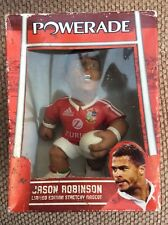 British Lions 2005 New Zealand Tour Jason Robinson Mascot New Unused Condition