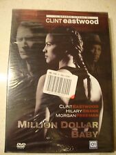 DVD CLINT EASTWOOD    MILLION DOLLAR BABY  NEW