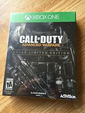 Call Of Duty Advanced Warfare Atlas Limited Edition Xbox One New Sealed L@@K