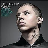 Professor Green - Alive Till I'm Dead (2010) NEW & SEALED