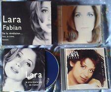 PRIX CHOC LARA FABIAN RARE COFFRET COLLECTOR 3 CD EDITION LIMITEE
