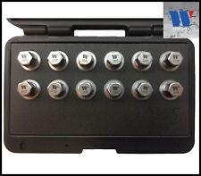 Werkzeug - Opel, Vauxhall OEM Wheel Locking Nut Key Set - 12 Piece - 5004