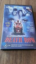 A LETTER FROM DEATH ROW - BRET MICHAELS , MARTIN SHEEN, CHARLIE SHEEN. Vhs Video