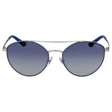 Vogue Light Grey -Dark Blue Gradient Sunglasses